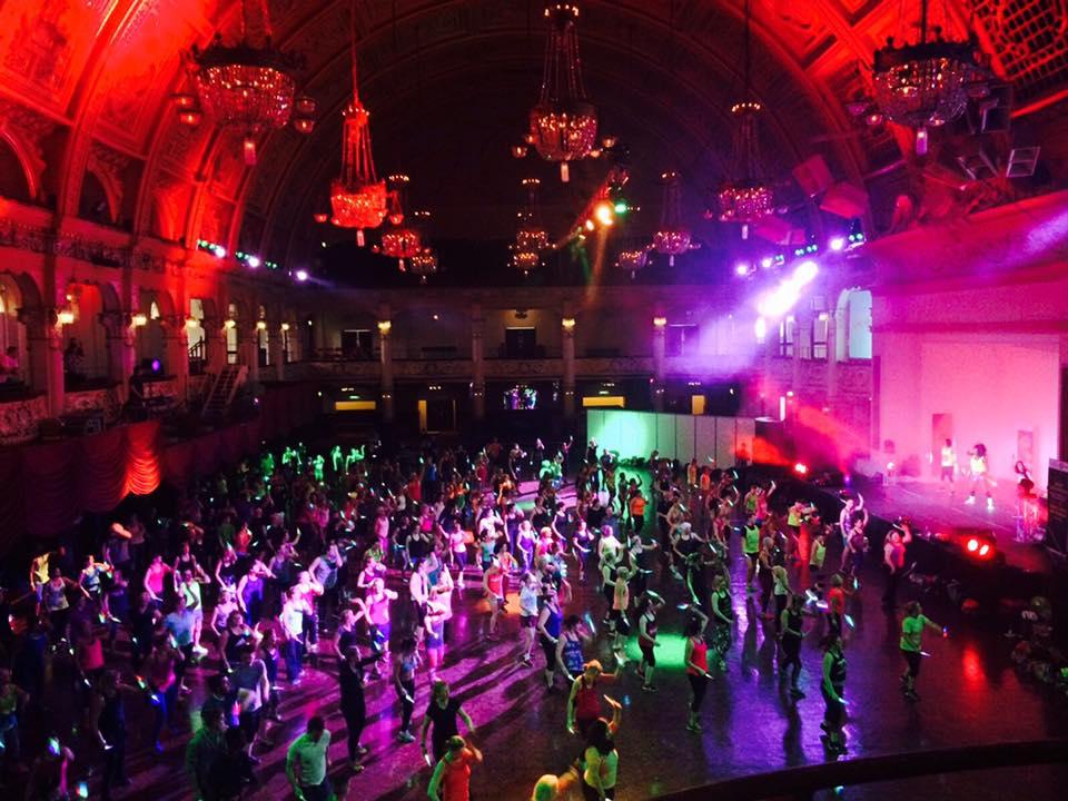 IFS ballroom