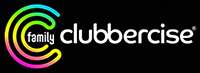 Family Clubbercise logo wide ONLINE SML